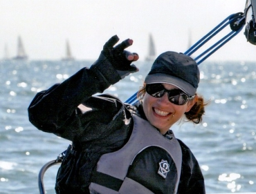 Rachel Geary Sailor. Rachel has been sailing since the age of six. Rachels family sails yachts and now she crews on a RS400 dinghy with her husband Daryl